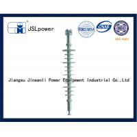Cheap 35kv HDPE Suspension Type Insulator , Reusable Power Line Insulators for sale