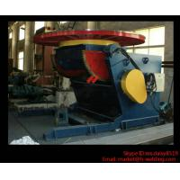 Quality Standard 2 Ton Revolving Welding Rotary Table Metallurgical Type With 1.2m Worktable wholesale