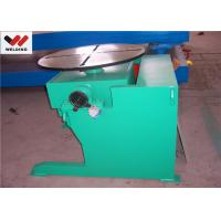 Quality Welding Positioner/Automatic Welding Turning Table For Flange And Dish Type Workpiece wholesale