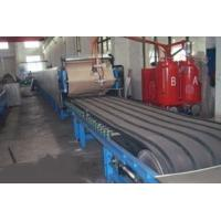 China Simple PU Sandwich Panel Machine For 30 - 200mm Roof Wall Panel on sale