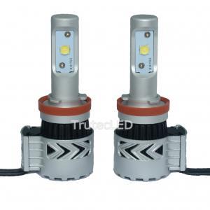 Quality Hi / Lo 6000k 12V Led Headlight DC 9 - 36V CREE Chip 72 Watt 12000lm wholesale