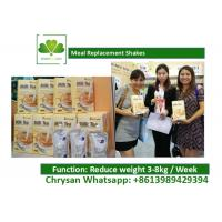 Cheap Lose Weight Natural Meal Replacement Shakes Milk Tea Coffee Flavored Drinks for sale