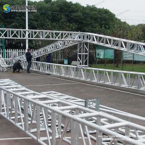 China 2019 professional design on sale lighting Aluminium lighting truss,stage truss,square moving head truss on sale