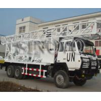 Cheap SNR-1000C Waterwell Drilling Rig Drilling Capacity Aperture 500mm Depth 1000m for sale