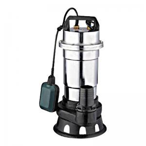 Quality Industrial Cast Iron Sewage Pump Wear Resistance Lift Irrigation Optional Size wholesale