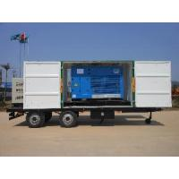China Mobile Water Trailer System on sale