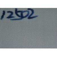 Quality 12502 / 30273 Polyester Dryer Screen Mesh Belt For Food Dryer , White Color wholesale