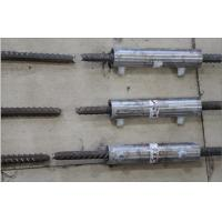 High strength grout coupler sleeve rebar splice coupler for construction use