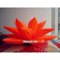Quality Multicolor Inflatable Flower with Blower for Outdoor and Indoor Decoration wholesale