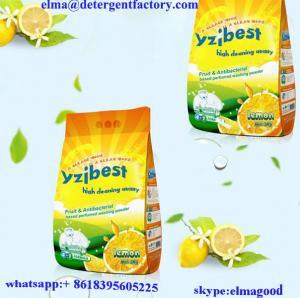 China chinese factories detergent/washing powder/washing machine tub cleaning powder on sale