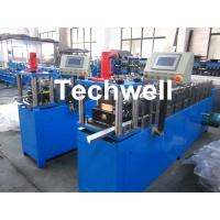 Quality Light Steel Truss Stud Roll Forming Machine Thickness 0.4-1.0mm , 70mm Axis Diameter wholesale