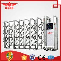 Quality Single track motor operated swing stainless steel gate--J1430 wholesale
