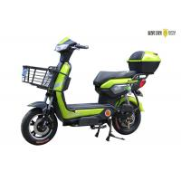 Cheap adult electric moped scooter big rearbox front disk for Big wheel motor scooter