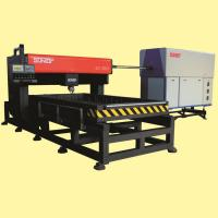 Quality Die board wood CO2 laser cutting machine with with high speed and high precision wholesale