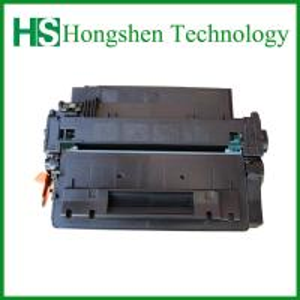 Quality Compatible HP 55A CE255A Toner Cartridge for Black wholesale