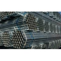 Quality 08Yu, 08Al oiled / black color / galvanized Rectangle, Ellipse Welded Steel Pipes / Pipe wholesale