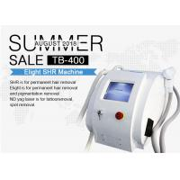 Buy cheap 8 Inch Portable Laser Hair & Tattoo Removal Machine / Skin Rejuvenation Device from wholesalers