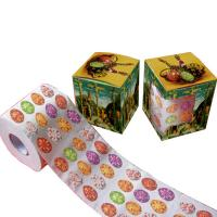 Quality novelty bathroom tissue  2ply  250 sheets 100% virgin pulp custom printed toilet paper wholesale