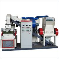 China Hot selling 220/240v copper wire granulator/wire recycling machine for indian market on sale
