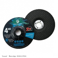 Quality Grit 46 4 Inch Inox Grinding Discs For Stainless Steel wholesale