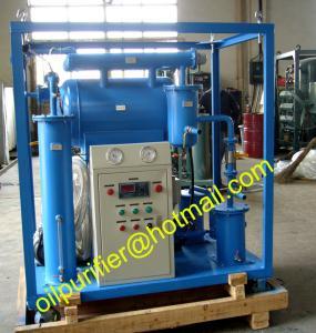 Quality End year promotion: Vacuum Transformer Oil Purifier Plant,cable oil purification plant wholesale