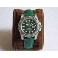 Buy cheap Rolex Submariner 116610LV 904L SS/LE Green Colored Gems Bezel V9 Noob SA3135 - from wholesalers