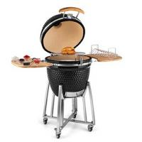Quality 13''to23''Ceramic Charcoal Kamado BBQ Barbecue Grills Shipping Services wholesale