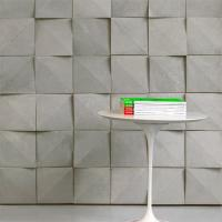 Quality Wall Decoration 3D Wall Panels Lightweight Concrete Wall Panels wholesale