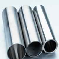 Quality Bright Anodized Aluminium Pipe Various Surface Treatment JC-P-50172 wholesale