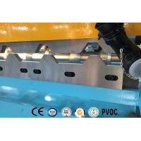 G550 Barrel Horizontal Corrugated Roll Forming Machine For 0.4-0.7mm Sheets