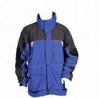 Quality Men's Winter Jackets, Made of Nylon wholesale