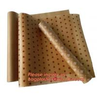 China 5M*37CM width non-stick silicone coated baking parchment paper,roasting paper for grill,line,cooking,BBQ bagplastics pac on sale