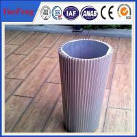 HOT! Reliable chinese supplier aluminum extrusion starter housing, cnc precision tube