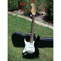 China 1995 Left Handed Fender American Standard Stratocaster Lefty Electric Guitar on sale