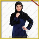 Quality 2012 New Design Abaya Wholeser in China      KJF045 wholesale