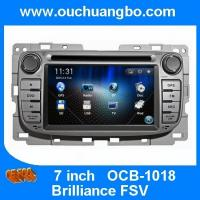 China Ouchuangbo Car Stereo Multimedia Kit for for Brilliance FSV GPS Navigation iPod USB MP3 OCB-1018 on sale