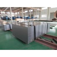 Quality Edge Cutted 1100mm Wide Cold Rolled Sheet Steel , Flat Steel Sheets With Dull Surface wholesale