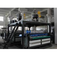 Quality VINOT Brand Single Layer Air Bubble Film Machine Single Screw Extrusion with PE raw material Model No.  DY-2000 wholesale