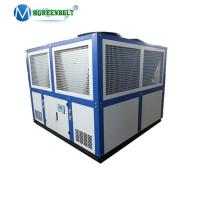 Quality 30HP 25Tons Industrial Air Cooled Water Chiller Price For Molding Machine wholesale