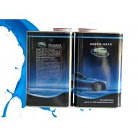China Fast Volatilization Rate Automotive Paint Thinner For Car Refinish Marine Clear Coat on sale