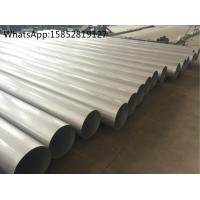 DIN 1.4961 or TP347H , ASTM A312 Welded Stainless Steel Pipe and Tube SRL or DRL