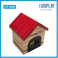 Quality corrugated cardboard furniture for pet  house wholesale
