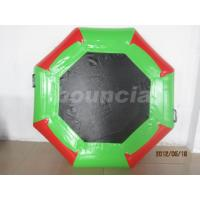 Quality Samll Size Inflatable Water Trampoline For Seaside wholesale