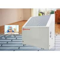 China 12KW 40Db Air Source Heat Pump Water Heater Connect With Floor Heating Mat Hydropower Separation Safe on sale