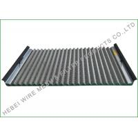 Buy cheap FLC 500 Pinnacle Shale Shaker Mesh Screen 1050 X 695mm , 125% Screen Area from wholesalers