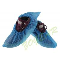 Quality CPE / PE Medical Shoe Cover for Dental Clinic , Non Skid-proof Dental Shoe Cover wholesale