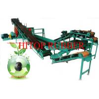 China rubber powder production line on sale