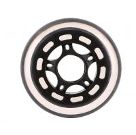 Quality 73x25 Sunflower Crystal Round Casting Polyurethane Wheel for Skates wholesale