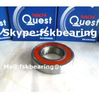 China ABEC-5 6205-2NSE9 NACHI Deep Groove Ball Bearing Double Seal on sale