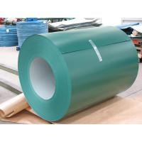 0.12-0.3mm Ultra thin high Strength Pre-painted GI / GL steel Roll Use For roofing